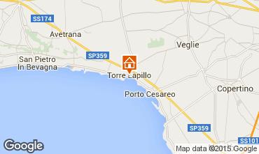 Carte Torre Lapillo Appartement 99283
