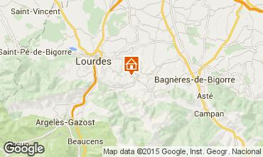 Carte Lourdes Maison 93988