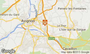 Carte Avignon Appartement 65259