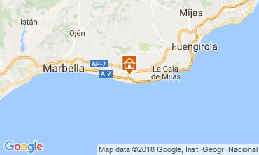 Carte Marbella Villa 115319