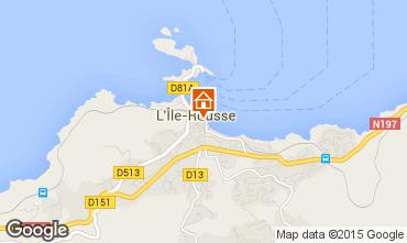Carte Ile Rousse Appartement 82369