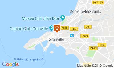 Carte Granville Maison 118169