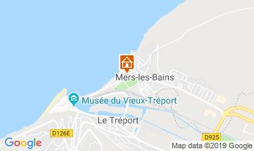 Carte Mers Les bains Appartement 118487