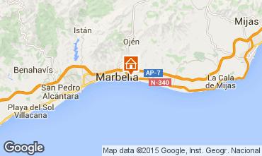 Carte Marbella Villa 64364
