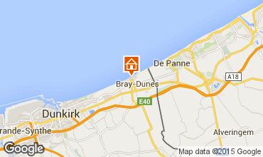 Carte Bray-Dunes Studio 8904