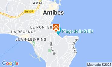 Carte Cannes Appartement 106050