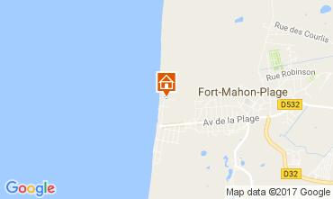 Carte Fort Mahon Studio 107741
