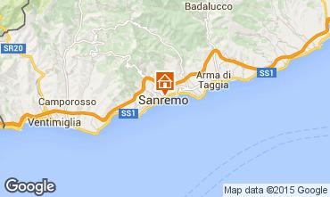 Carte Sanremo Appartement 70549