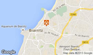 Carte Biarritz Appartement 92285