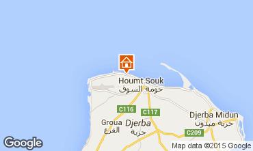 Carte Djerba Appartement 52153