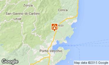 Carte Porto Vecchio Villa 92380