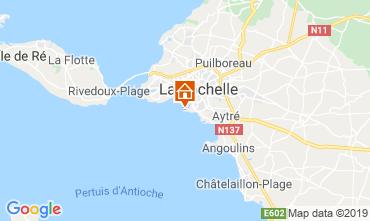 Carte La Rochelle Studio 107737