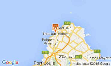 Carte Trou-aux-biches Appartement 82122