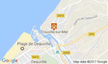 Carte Trouville sur Mer Appartement 112240