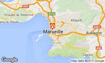 Carte Marseille Studio 21328