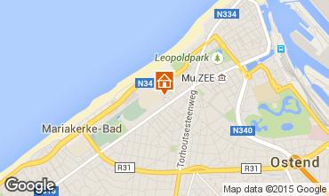 Carte Ostende Studio 94442
