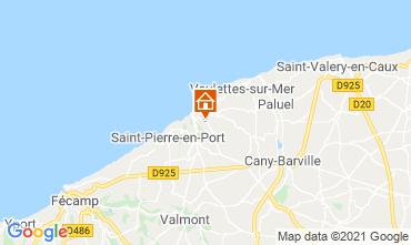 Carte F�camp Chalet 86314