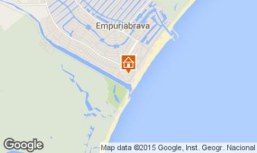 Carte Empuriabrava Appartement 60216