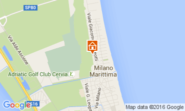 Carte Milano Marittima Appartement 105773