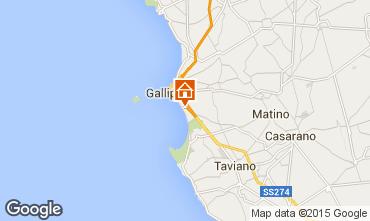 Carte Gallipoli Appartement 61916