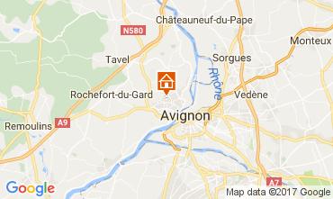 Carte Avignon Maison 107306