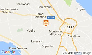 Carte Lecce Appartement 111100