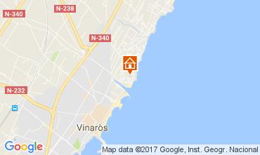 Carte Vinaroz Villa 112681