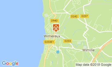 Carte Wimereux Appartement 115760