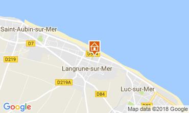 Carte Langrune sur mer Maison 113675