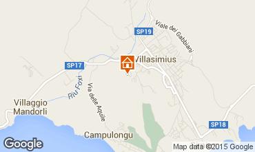 Carte Villasimius Appartement 60425
