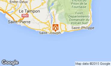 Carte Saint Pierre (R�union) Maison 101895