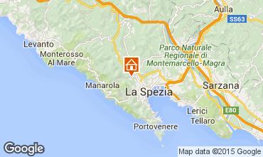 Carte La Spezia Maison 71024
