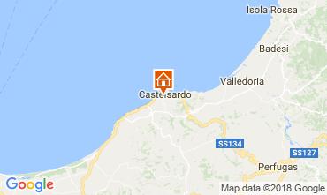 Carte Castelsardo Appartement 115440