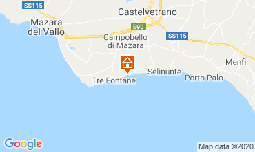 Carte Tre Fontane Villa 92036