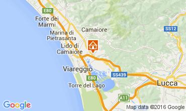 Carte Massarosa Villa 104079