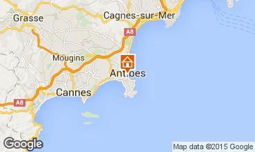 Carte Antibes Studio 98215
