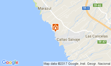 Carte Callao Salvaje Appartement 109524