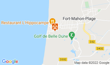 Carte Fort Mahon Appartement 114235