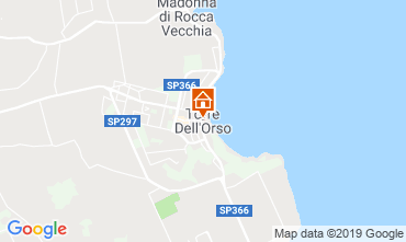 Carte Torre dell'Orso Appartement 118207