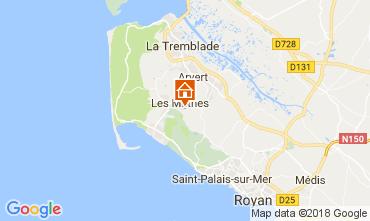 Carte La Palmyre Maison 112282