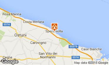 Carte Ostuni Villa 95672