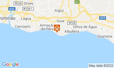 Carte Albufeira Appartement 112861