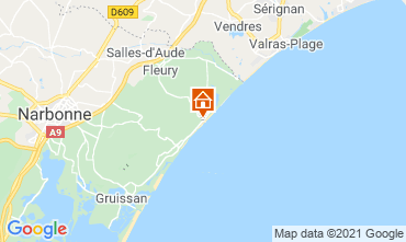 Carte Saint Pierre la Mer Maison 120024