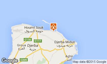 Carte Djerba Villa 9885