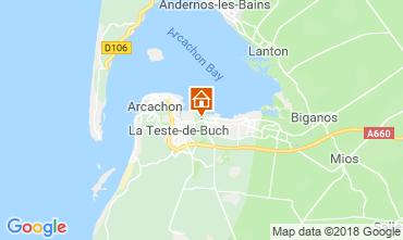 Carte Arcachon Maison 110612