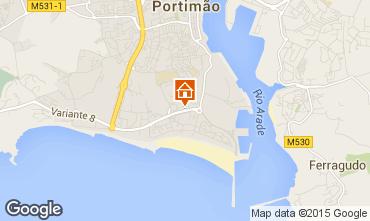 Carte Portimão Appartement 87245