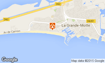 Carte La Grande Motte Appartement 30181