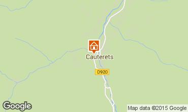 Carte Cauterets Appartement 58565