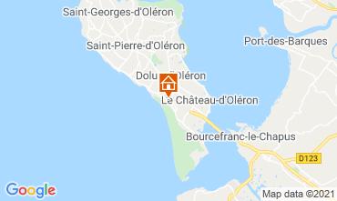 Carte Dolus d'Oléron Villa 51142