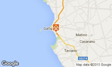Carte Gallipoli Appartement 72583